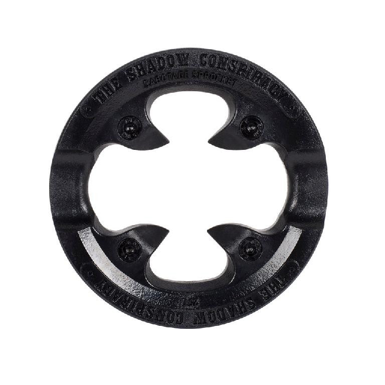 TSC Sabotage Sprocket Guard Replacement Black
