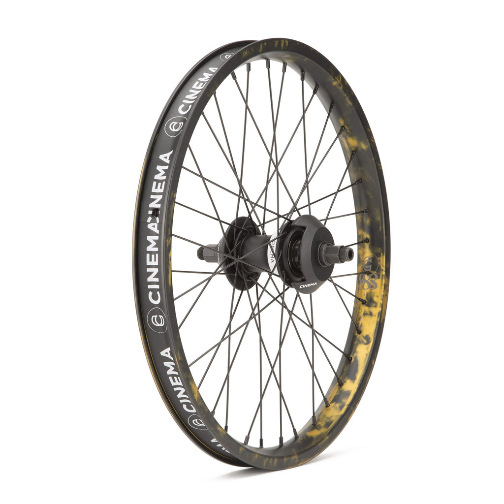 Cinema 888 Freecoaster  Wheel W/Guards-CK Edition