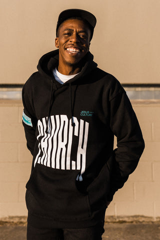 "Jesus Culture ""Church"" Hoodie - Unisex"