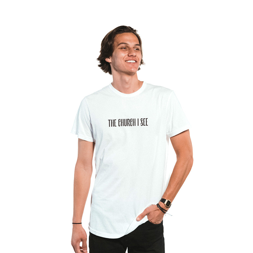 S Only - Church I See - Unisex Tee