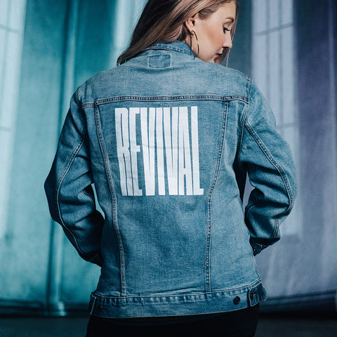 Unisex Revival Denim Jacket