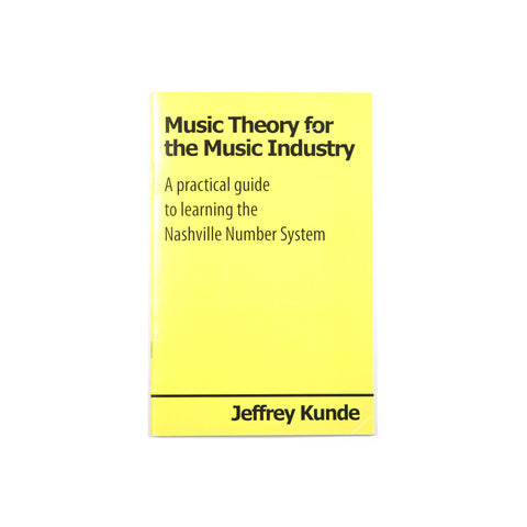 Music Theory for the Music Industry