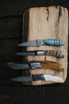 Grizzly by Ursa Mammoth Ivory Pocket Knife