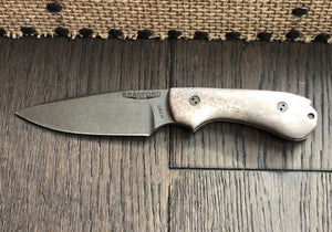 Bradford Shed Moose Antler Knife