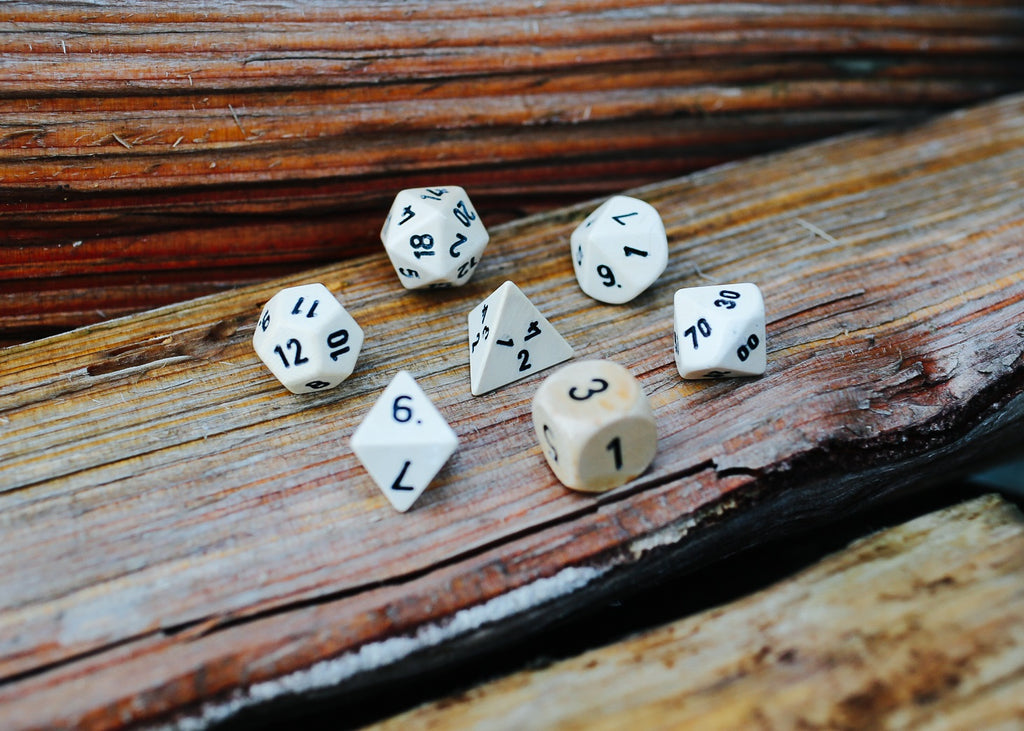 Dungeons & Dragons Dice Set
