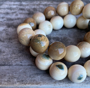 Rare Colors Mammoth Ball Bracelet