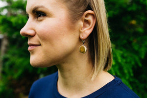 Open Petals Earrings