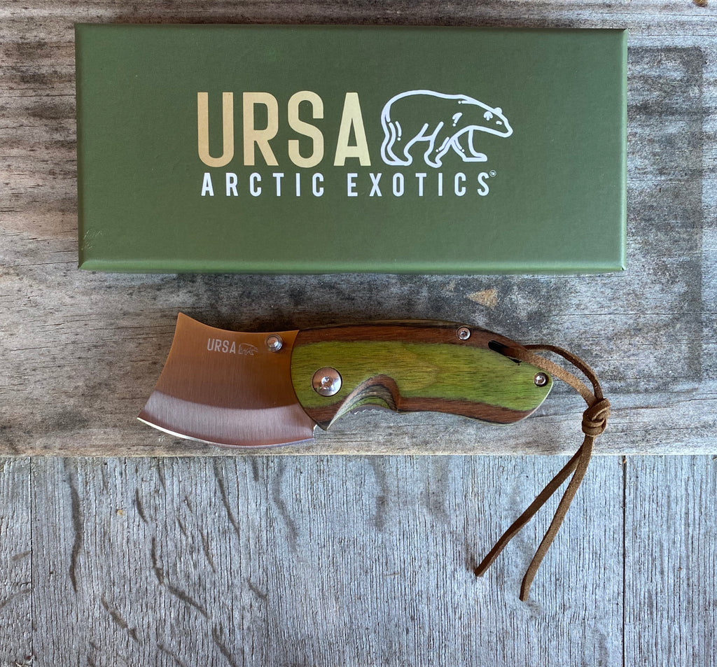 Ursa Dymondwood Pocket Ulu