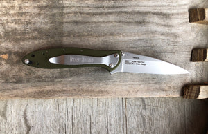 Kershaw Fossil Mammoth Ivory Pocket Knife