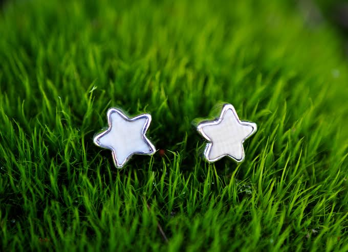 Star Stud Eaarrings