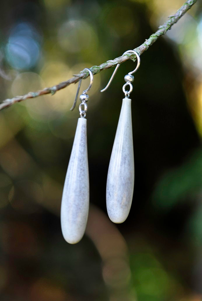 Antler Drop Earrings