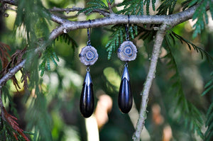 Stalactite Spike Earrings