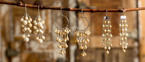 Bubbles Chandelier Earrings