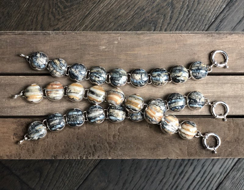 SOLD OUT Small Mammoth Tooth Essentials Bracelet