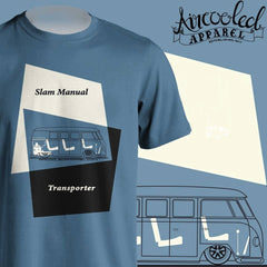 SLAM MANUAL SPLIT BUS T SHIRT