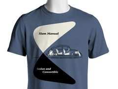 Slam Manual Beetle T shirt