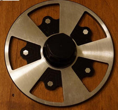 Pulley Cover - 5 Spoke Wheel Style