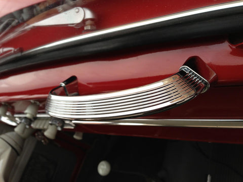 Beetle Dash Grab Handle Chromed.