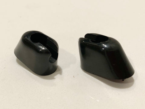 Sunvisor Clips In Black