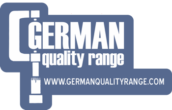 German quality cargo door handle with 2 T profile keys Bus 59-67