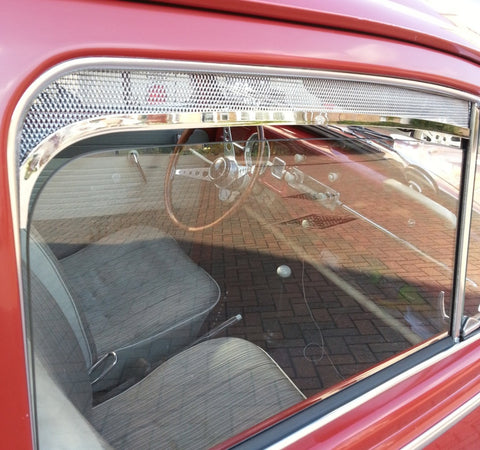 Beetle door vent trims