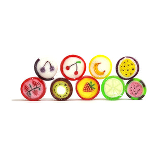 Fruit Mix Rock Candy | PAPABUBBLE 西班牙手工糖 Best Gift for All Occasions