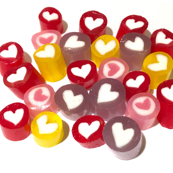 Hearts Rock Candy | PAPABUBBLE 西班牙手工糖