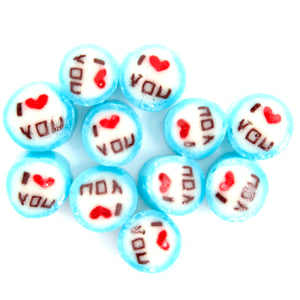 I Love You Rock Candy | PAPABUBBLE Best Gift for Events & Weddings