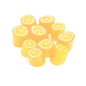 Lemon Rock Candy | PAPABUBBLE 西班牙手工糖 Best Gift for All Occasions