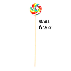 Round Swirl Lollipop | PAPABUBBLE 西班牙手工糖 Best Gift for All Occasions