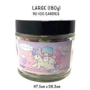 180g Little Twin Stars | PAPABUBBLE x Sanrio Collection