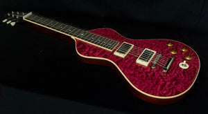 2020 Ben Harper signature Lap Steel custom Rose Quilt Top $3750