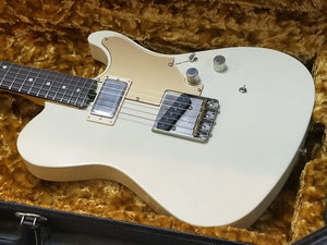 SOLD 2018 HT Deluxe Studio Series - Olympic White Satin Nitro Relic #1072