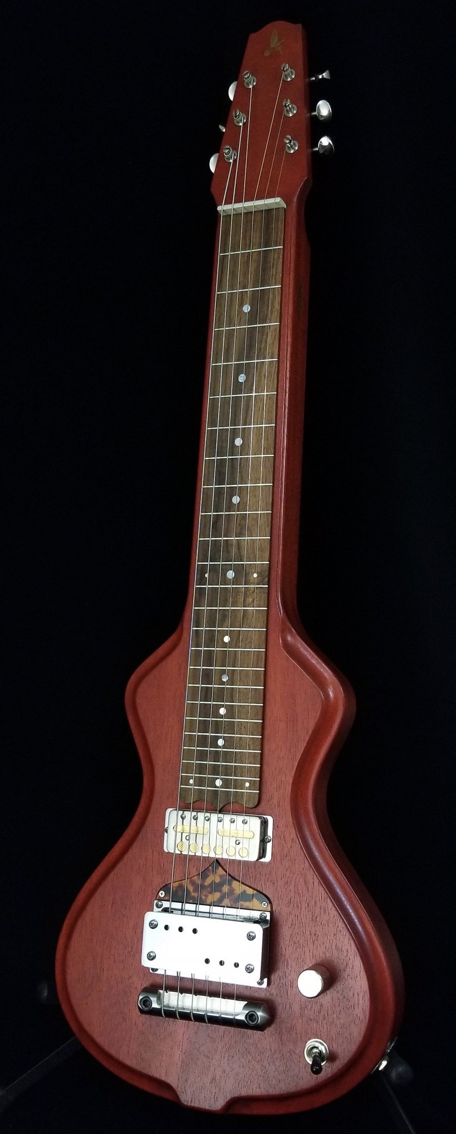 SOLD 2018 Electro Hawaiian Short Scale 6-String Lap Steel Played by Greg Leisz, #1068