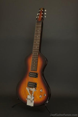 Asher Double Palm Bender by Hipshot - for Lap Steel