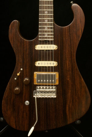 ON HOLD - 2019 Asher SSH *Lefty* with Cocobolo Top and Seymour Duncan Pickups Was $3550.00