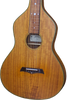 SOLD Asher Acoustic Hawaiian Imperial Lap Steel with custom Snowflake Inlay #047