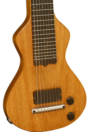 SOLD Asher Student 8-String Lap Steel, Satin over Mahogany, #862