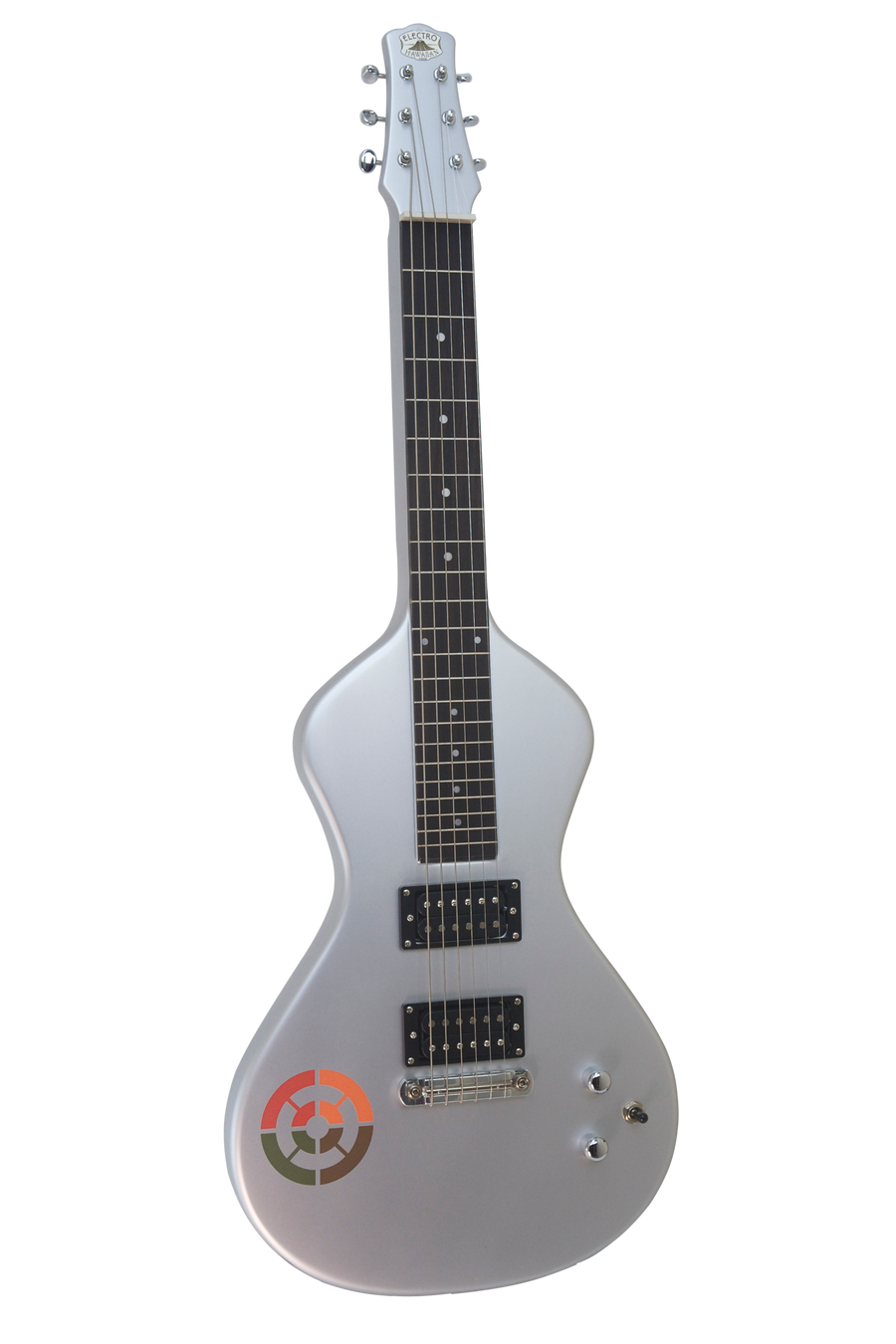 SOLD Asher Ben Harper and the Innocent Criminals Special Edition Lap Steel, Silver