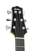 SOLD Asher S Custom Guitar in Inca Silver, #857
