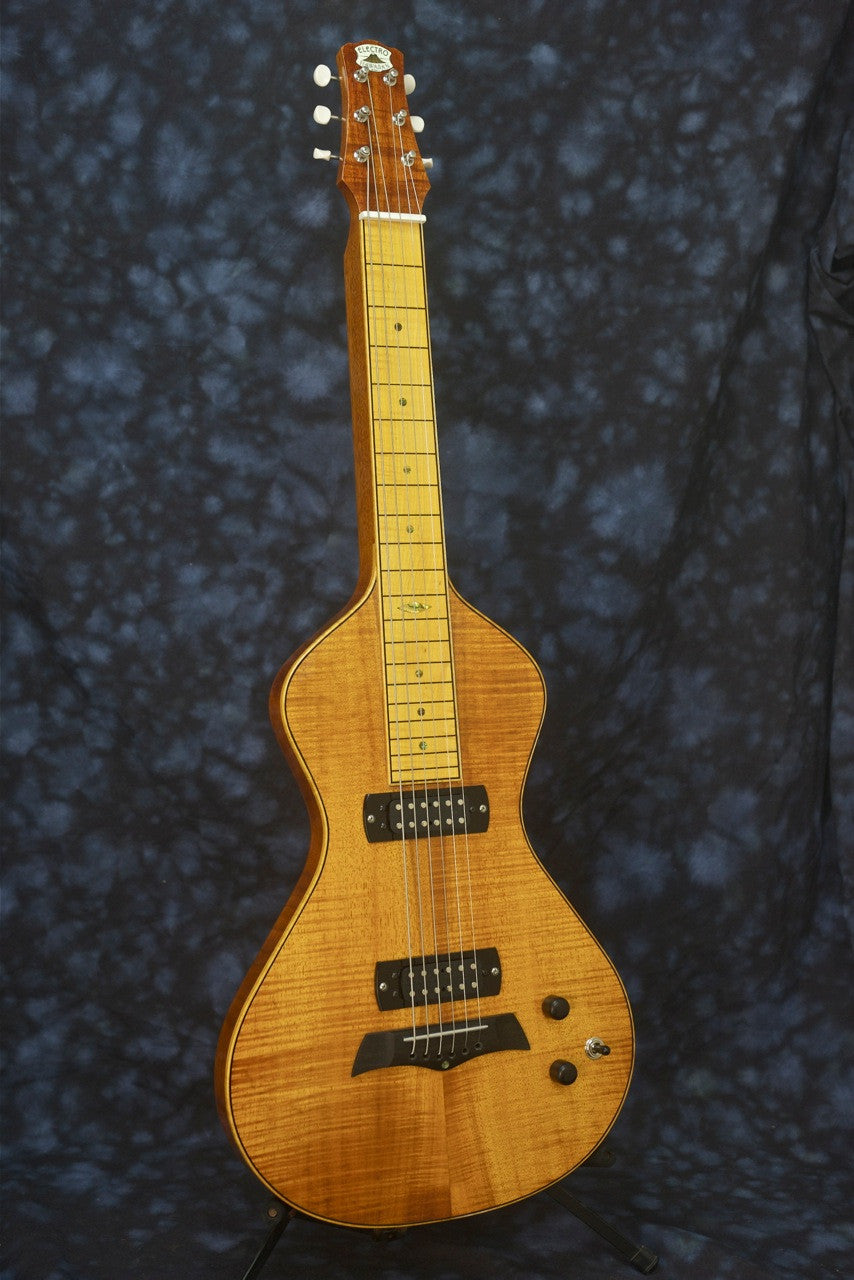 SOLD Asher Electro Hawaiian ® Model I Lap Steel Guitar #803