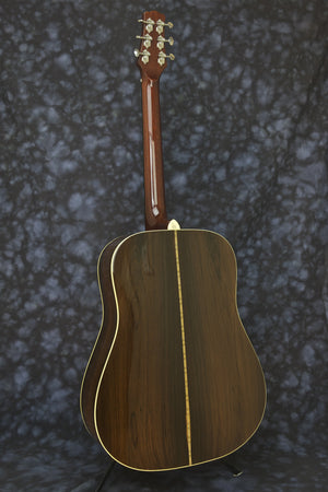 SOLD  2012 Asher #676 D-28 1940s Style Build