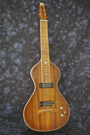 SOLD 2014 Asher #823 Electro Hawaiian Model 1