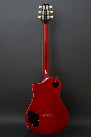 SOLD Asher #888 Electro Sonic Neck Through Guitar with Brazilian Rosewood Fretboard.
