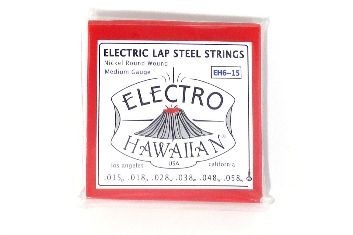Electro Hawaiian®Lap Steel Strings - Single Set