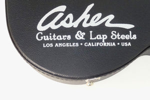 TKL Custom Hardshell Case for Asher Lap Steel