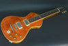 SOLD 2017 Ben Harper Signature Lap Steel #981 Satin Trans Orange - DEMO MODEL