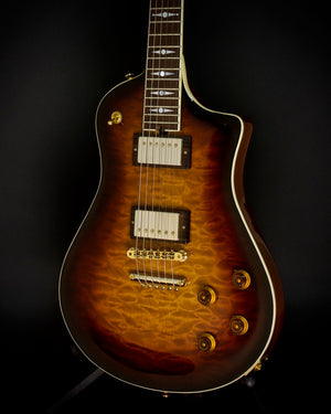 SOLD 2019 Asher Electro Sonic II Carve Top 35th Anniversary Model #11 /35 Limited Edition