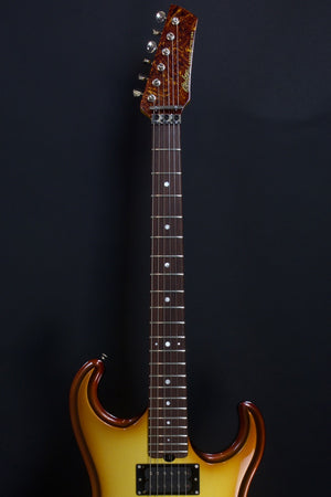 2019 Asher S Custom II with Carve Top, #1124