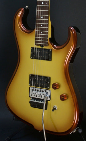 2019 Asher S Custom Shop with German Carve Top, #1124